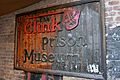 The Clink prison museum sign.jpg