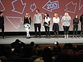 The Director Writer and Talent of The East at Sundance.jpg