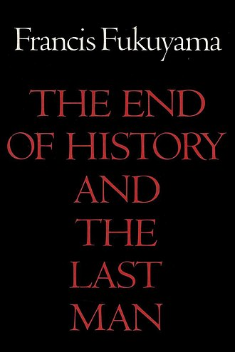 The End of History and the Last Man - Image: The End of History and the Last Man