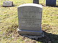 The Grave of Nellie Bly in Woodlawn Cemetery.JPG