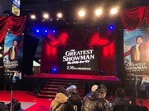 The Greatest Showman Japan Premiere Red Carpet (38435528300)