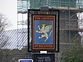 The Griffin Public House sign - geograph.org.uk - 1081657.jpg
