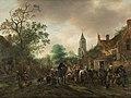 The Halt at the Inn by Ostade 1645.jpg