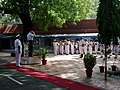 The Indian Coast Guard renders Honors.jpg