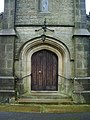 The Parish Church of St Peter's, Stainforth, Doorway - geograph.org.uk - 748543.jpg