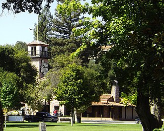 Paso Robles, California - Paso Robles Inn, 2012