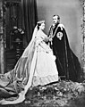The Prince and Princess Louis of Hesse, May 1863.jpg