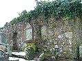 The Ruined Chapel of St Bridget in the Cemetery at Lamlash - geograph.org.uk - 1151756.jpg
