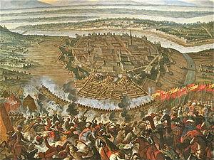 Austrian walled towns - The Turkish Siege of Vienna