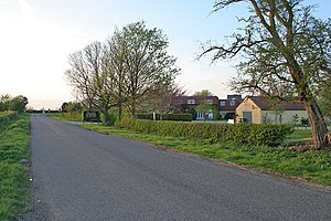 A52 road - Vale of Belvoir Inn
