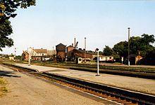 Oschersleben Bahnhof