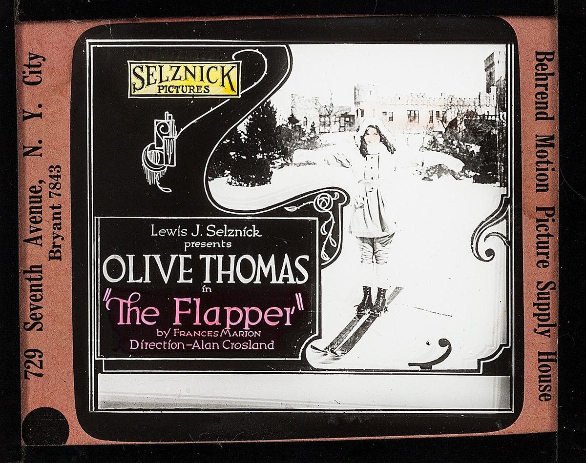 the flapper wikipedia