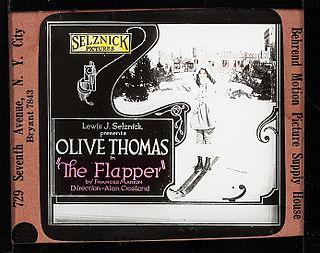 <i>The Flapper</i> 1920 American silent comedy film