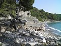 The necropolis and the northern harbour, Phaselis, Lycia, Turkey (9643258499).jpg