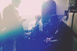 The Rejetnicks - Backstage Melophobia Festival 2012