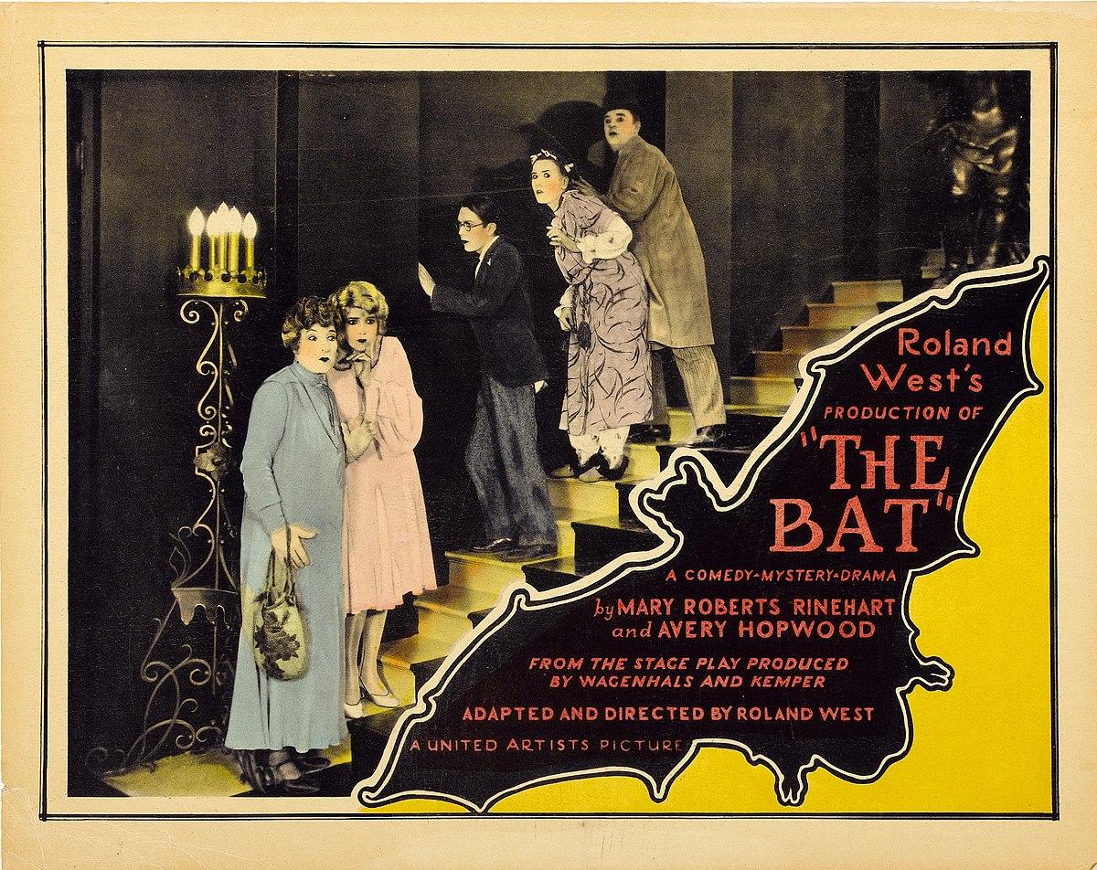 The Bat (1926 film) - Wikipedia
