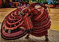 Theyyam at Nedumangad,Kerala 01.jpg