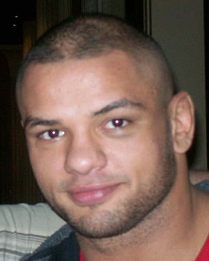 Thiago Alves (fighter) - Image: Thiago Alves