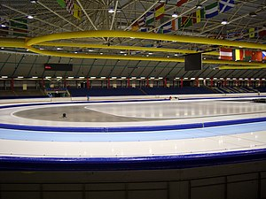 1998 World Allround Speed Skating Championships - Image: Thialf 06