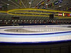 1998 World Allround Speed Skating Championships - Image: Thialf 06