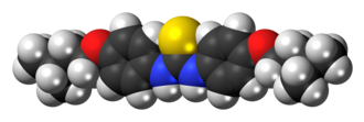 Thiocarlide - Image: Thiocarlide 3D spacefill