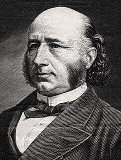 Thomas Johannessen Heftye Norwegian politician (1822–1886)
