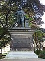 Thomas Sutcliffe Mort statue in Macquarie Place.jpg