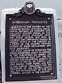 Thomasites Memorial historical marker in Manila.jpg