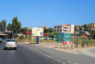 Tidjelabine Commune and town in Boumerdès Province, Algeria