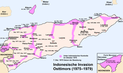 Timor - Indonesian Invasion de2018.png