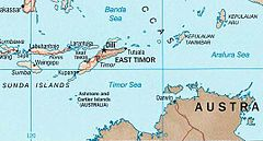 Timor Sea Wikipedia