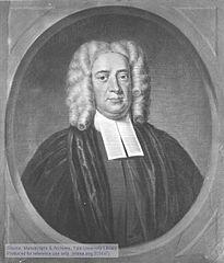 Reverend Timothy Cutler  (1684-1765) (after PeterPelham)