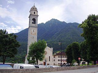 Tione di Trento Comune in Trentino-Alto Adige/Südtirol, Italy