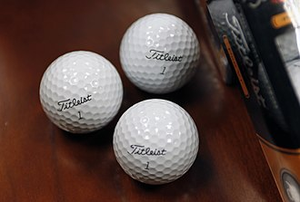 Titleist - Titleist Pro v1 golf balls designed by Dean Snell