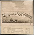 To the right honble. Lord Rodney admiral of the White, vice admiral of Great Britain, Commander in Chief of his majesties fleet in the West Indies, this view of the glorious & signal victory LCCN2014645212.jpg