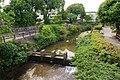 Todoroki River Tosu promenade.jpg