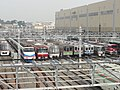 Toei Subway Magome Rail yard 20111105.jpg