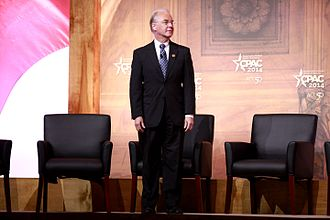 Tom Price (American politician) - Price speaking on a panel about healthcare at the 2014 CPAC