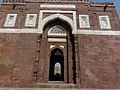 Tomb of Ghiyasuddin Tughlaq Facade (3319061102).jpg