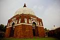 Tomb of Ghiyath al-Din Tughluq.jpg