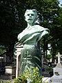 Tombe Lorenzo Pagans (2), Cimetière des Batignolles, Paris.jpg