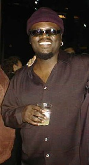 Tommy Sims - Tommy Sims in 2000.