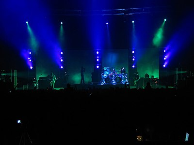 Picture of a band or musician: Tool