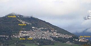 Alvito, Lazio Comune in Lazio, Italy