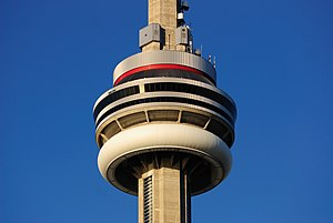 Toronto - ON - CN Tower Turmkorb.jpg