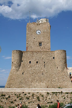 Termoli - The Castle of Termoli.