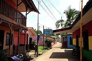 Tortuguero, Costa Rica - Tortuguero village