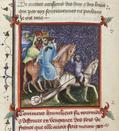Torture of Brunehilda in medieval miniature 1.png