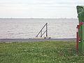 Tossens Blick vom Strand über de Nordsee.JPG