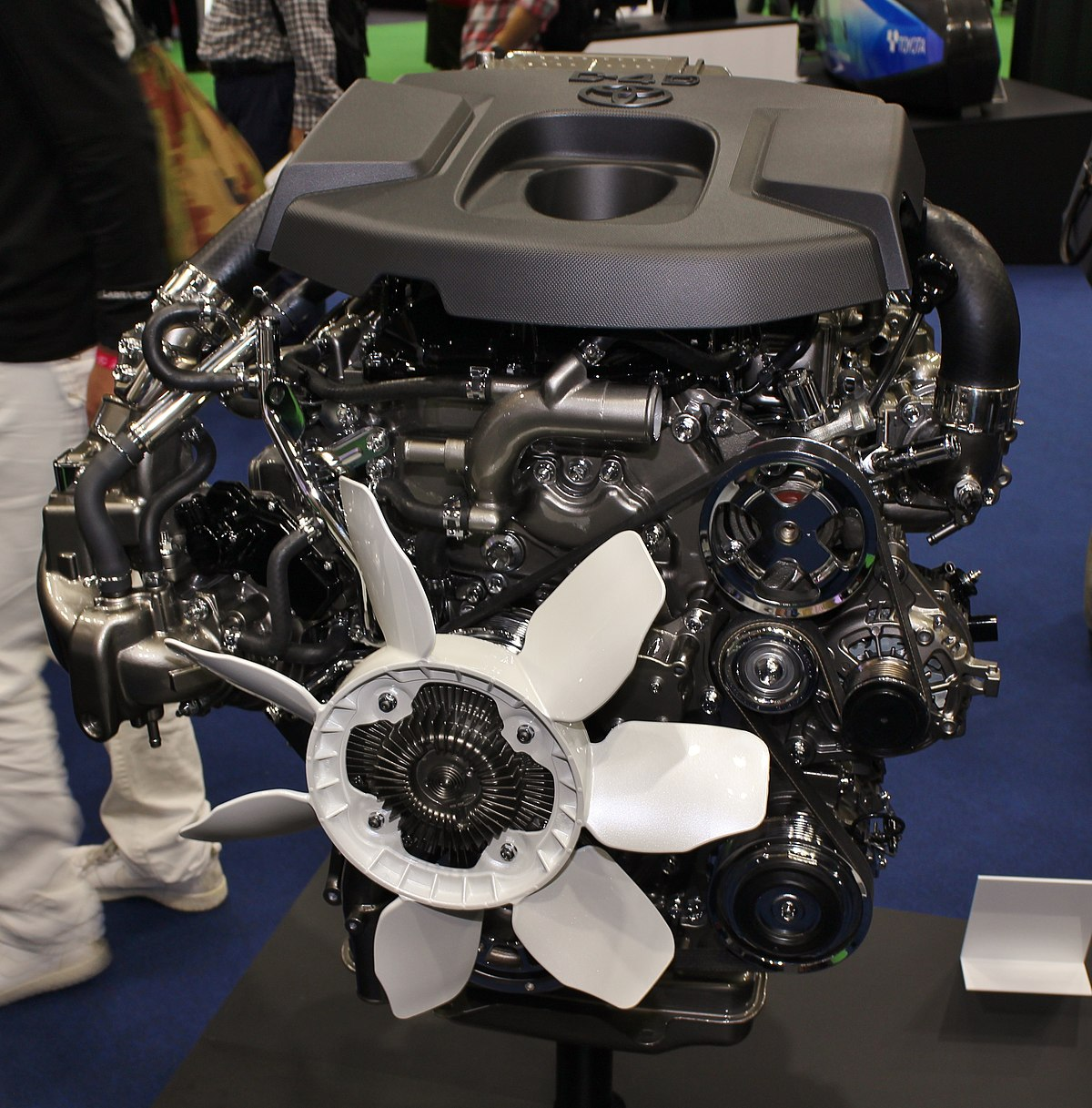 Toyota GD engine - Wikipedia